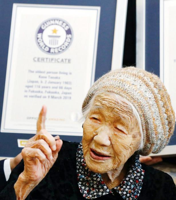 Kỷ lục mới của cụ bà sống thọ nhất thế giới  - Ảnh 2.
