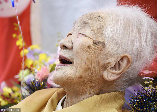 Kỷ lục mới của cụ bà sống thọ nhất thế giới  - Ảnh 1.