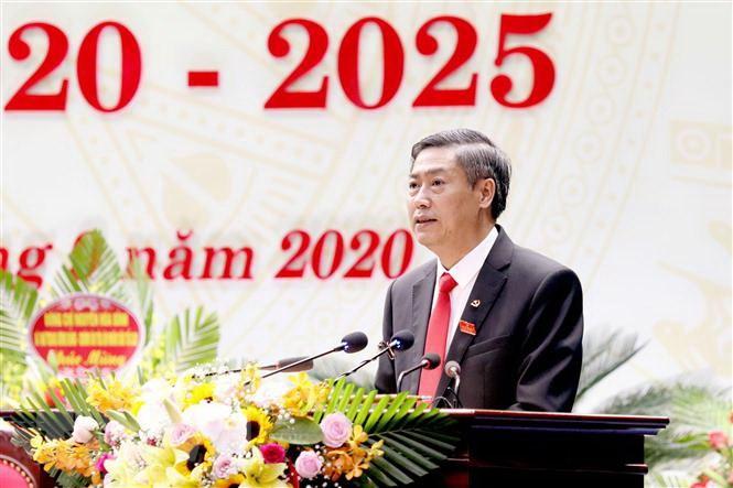 Tỉ lệ nữ cấp ủy của tỉnh Sơn La nhiệm kỳ 2020-2025 đạt 20,7% - Ảnh 2.