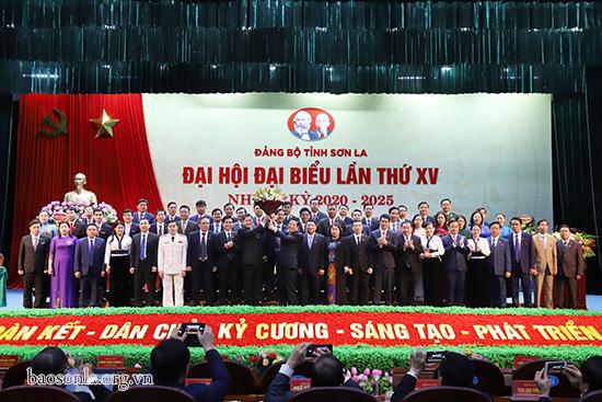 Tỉ lệ nữ cấp ủy của tỉnh Sơn La nhiệm kỳ 2020-2025 đạt 20,7% - Ảnh 1.