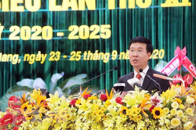Tỉ lệ nữ cấp ủy nhiệm kỳ 2020-2025 của tỉnh An Giang là 18,75% - Ảnh 1.