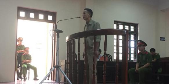 Bác rể hiếp dâm nữ sinh lớp 9 ở Vĩnh Phúc khi hầu tòa