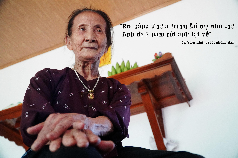 Nửa thế kỷ thờ chồng liệt sĩ và nỗi trăn trở của bà cụ 80 tuổi - Ảnh 2.