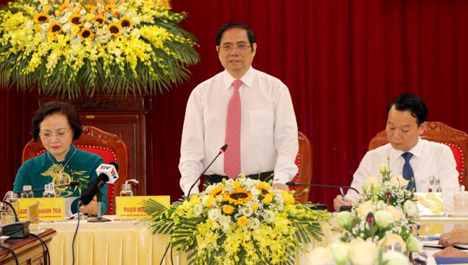 Điều động bà Phạm Thị Thanh Trà làm Phó ban Tổ chức Trung ương - Ảnh 1.