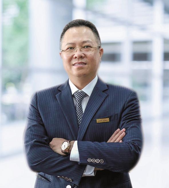 ABBANK chính thức có tân Tổng giám đốc - Ảnh 1.
