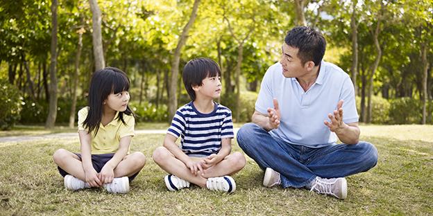 Cách bố mẹ thông thái dạy con về tính trung thực - Ảnh 5.