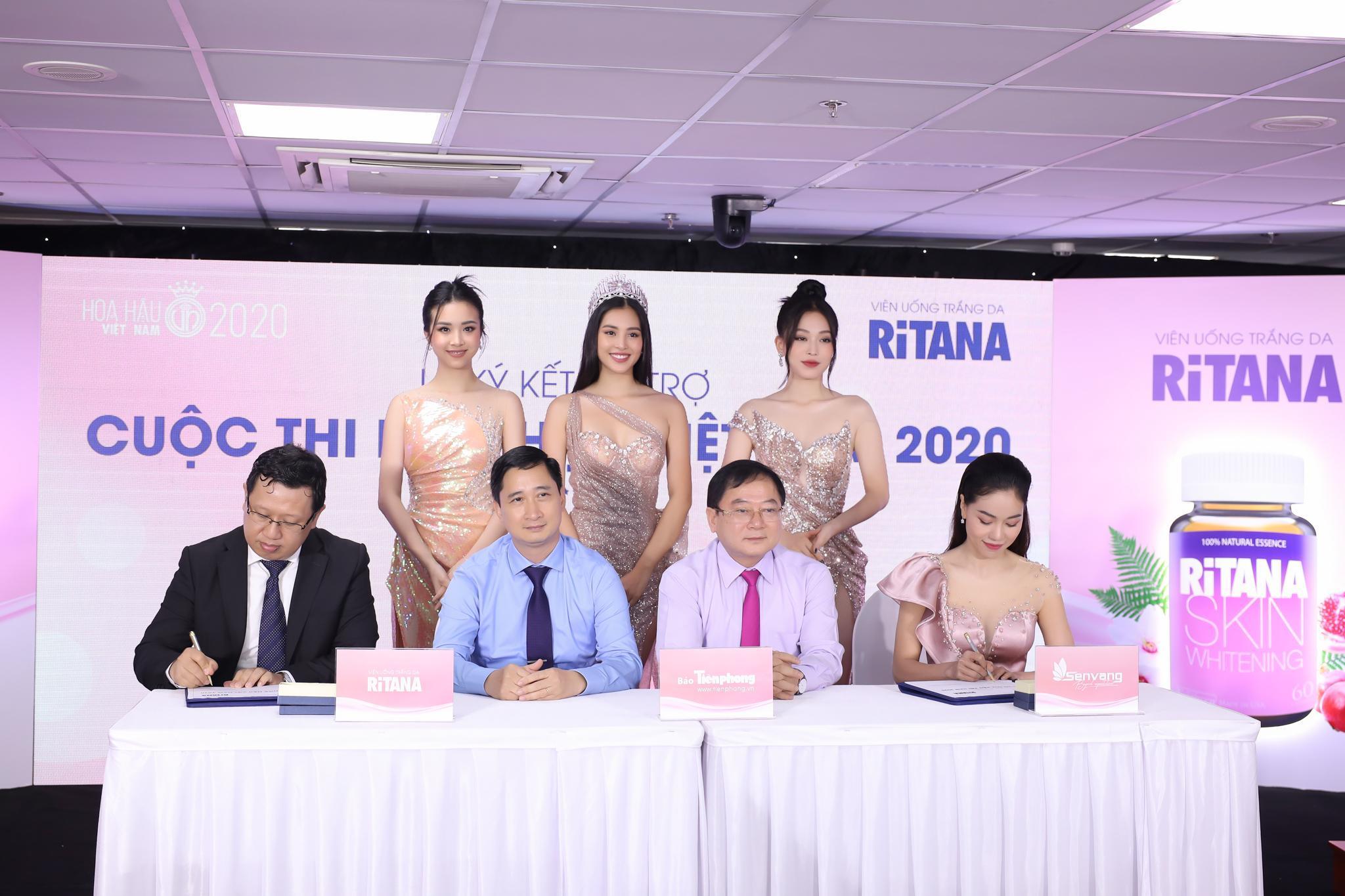 Nhãn hàng RiTANA trở thành nhà tài trợ Sắc đẹp & Sức khỏe cho các thí sinh dự thi HHVN 2020 - Ảnh 1.