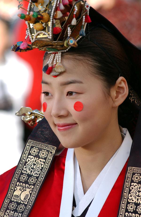 Han Ji Hye trong một vai diễn