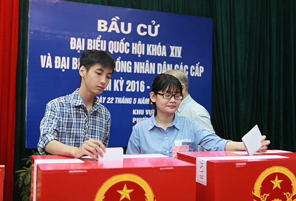 Thủ tướng chỉ thị đảm bảo cuộc bầu cử thực sự là ngày hội của toàn dân - Ảnh 1.