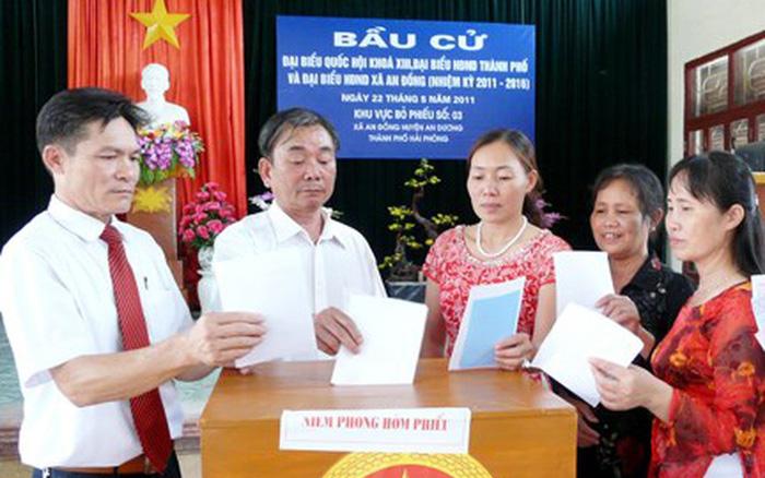 Bầu cử đại biểu Quốc hội, HĐND các cấp: Chọn những đại biểu xứng đáng với nhiệm vụ chính trị thời kỳ mới - Ảnh 1.