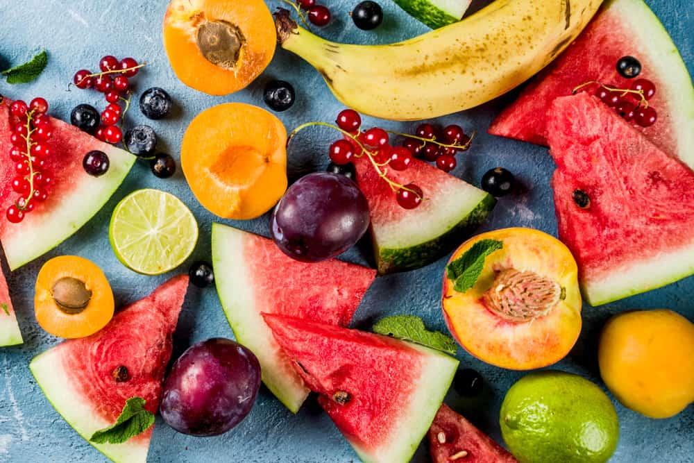 chế độ ăn kiêng bằng trái cây