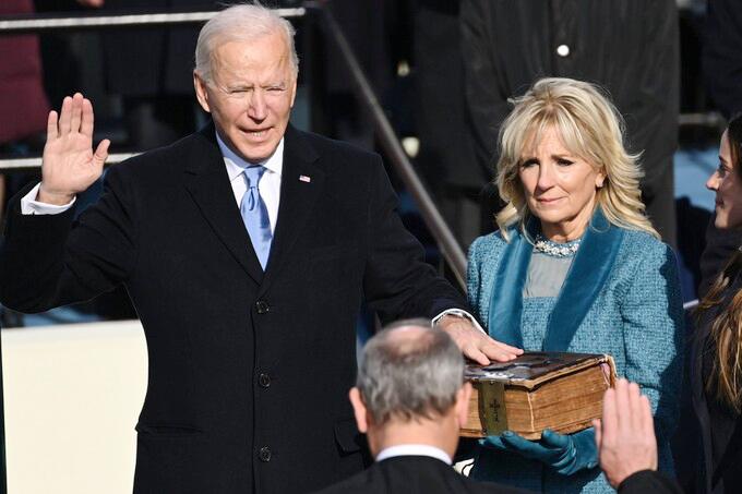 Biden - nhậm chức Tổng thống Mỹ