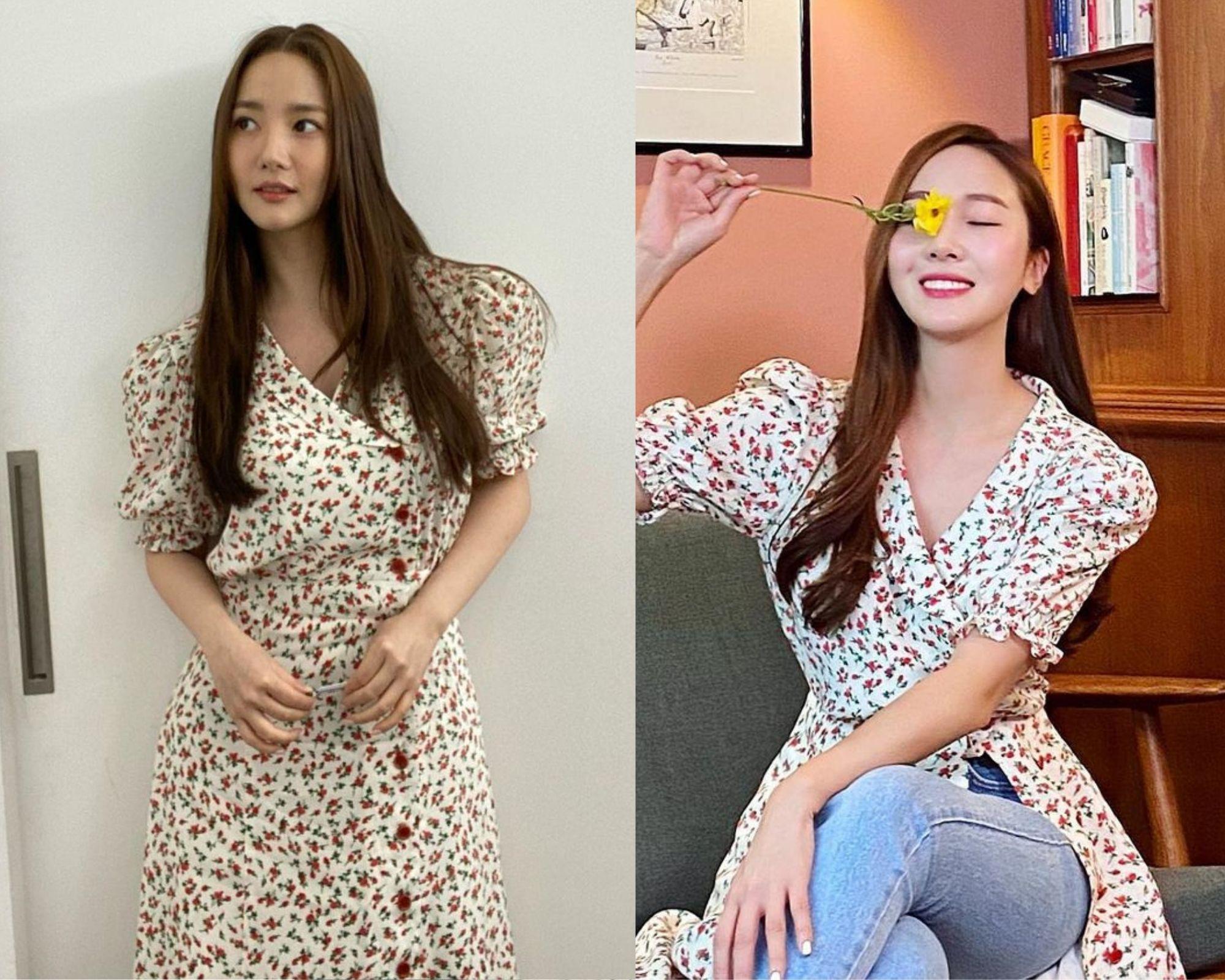 Màn đụng váy của Park Min Young và Jessica: Tưởng cạnh tranh gắt lắm, ai ngờ mang ý nghĩa cực đáng ngưỡng mộ đằng sau - Ảnh 7.