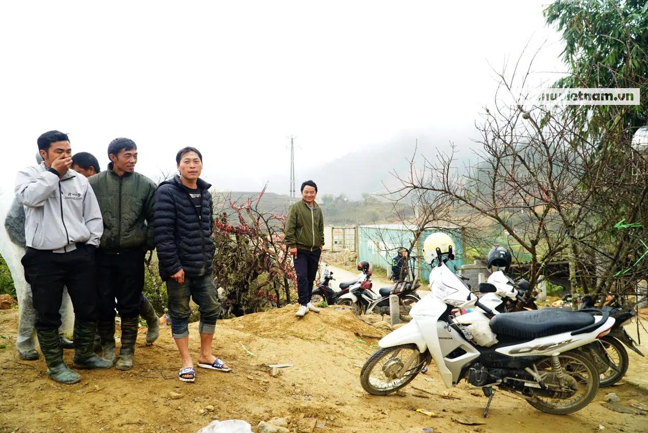 """""""Lào Cai không có đào rừng, việc mua bán diễn ra bình thường"""" - Ảnh 12."""