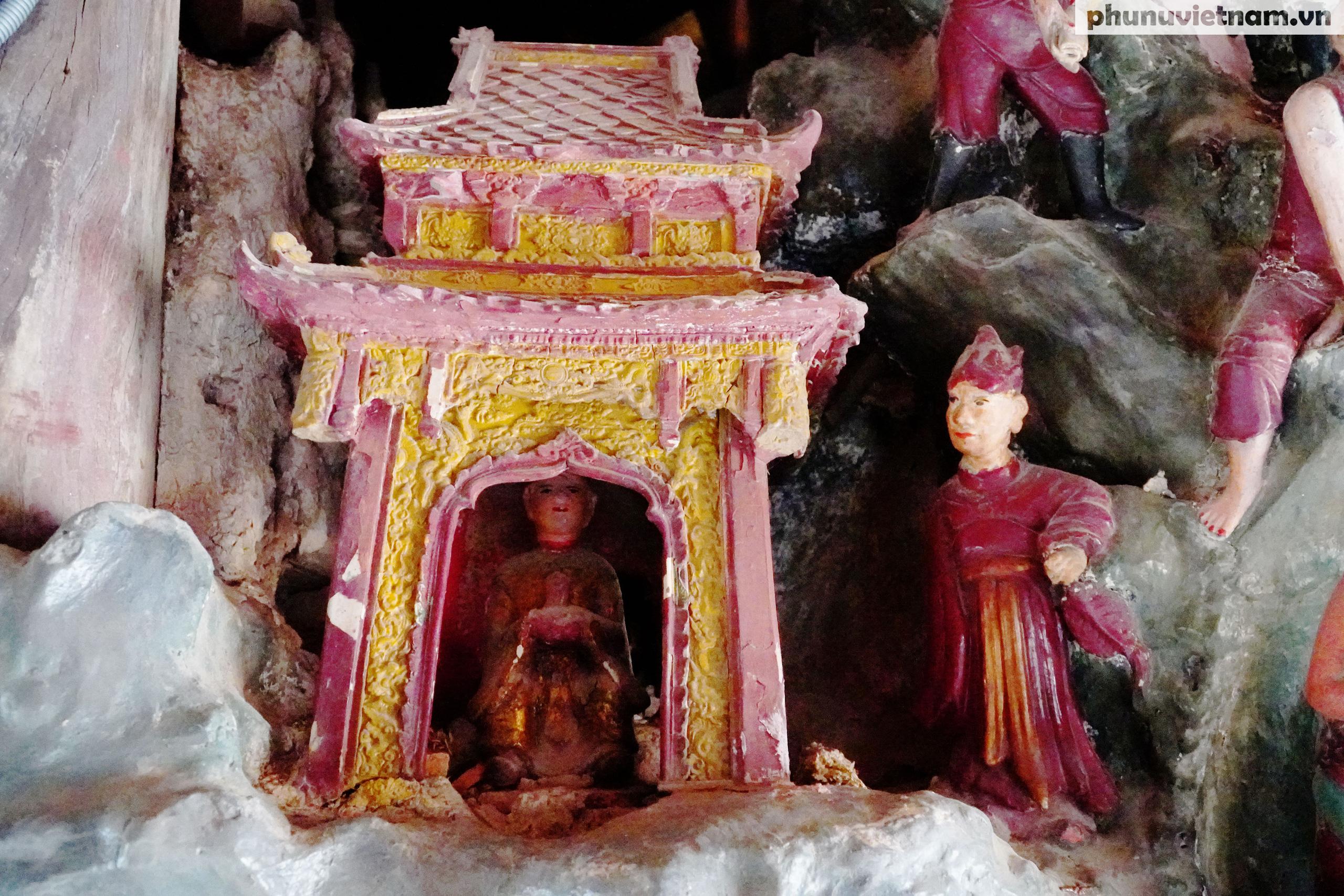 Ngỡ ngàng trước những kiệt tác bằng đất sét trên 200 tuổi về đạo Phật - Ảnh 5.