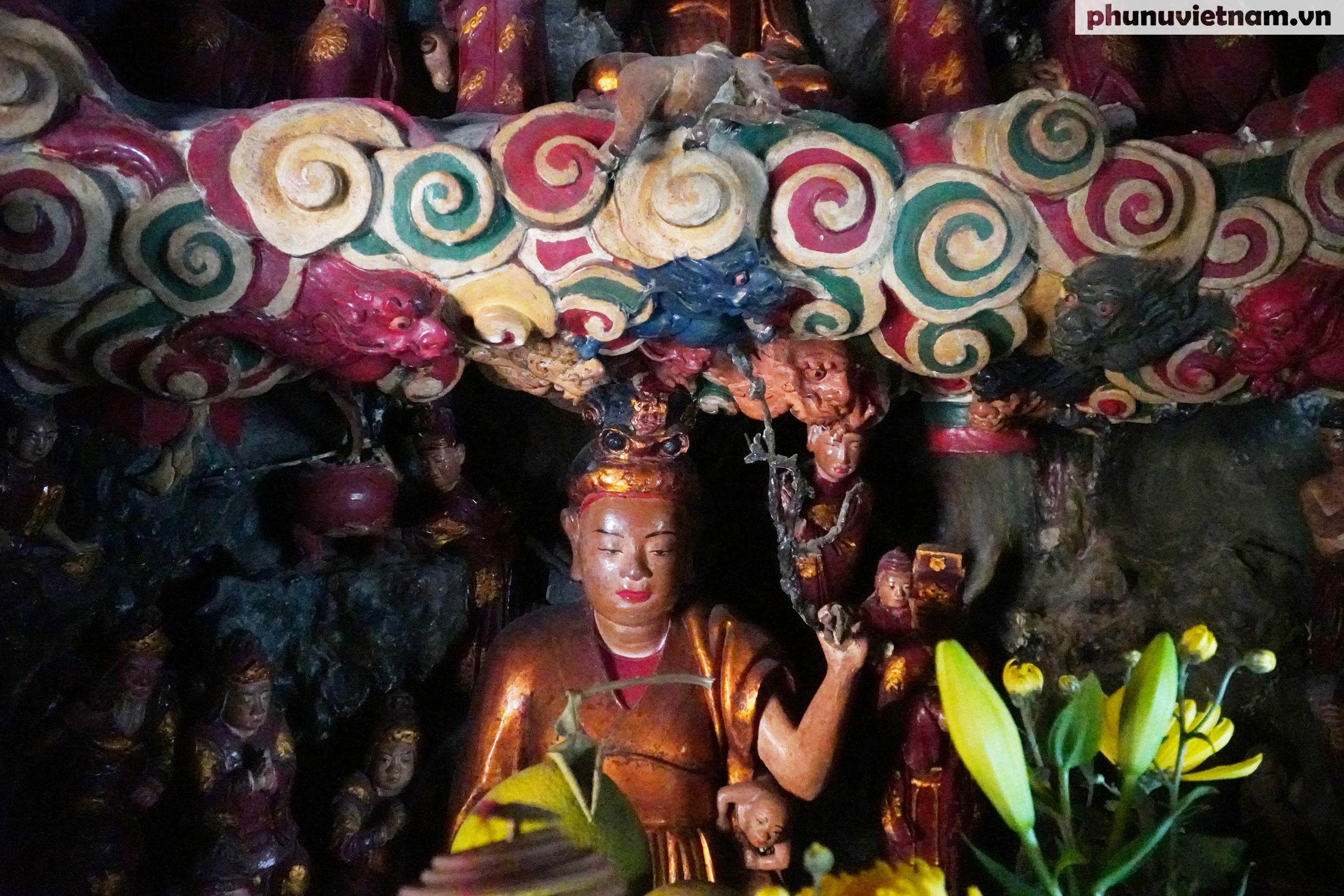 Ngỡ ngàng trước những kiệt tác bằng đất sét trên 200 tuổi về đạo Phật - Ảnh 13.