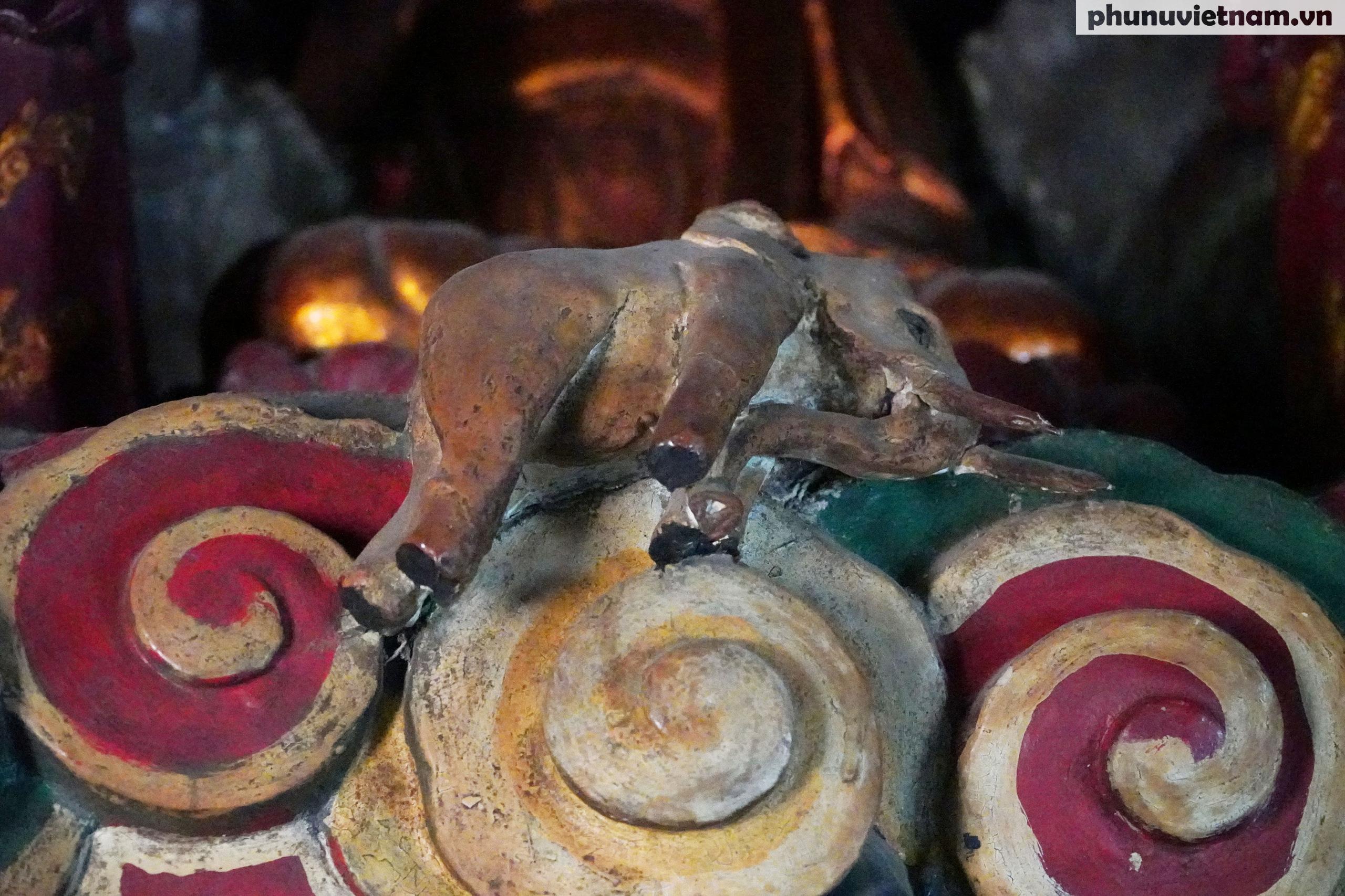 Ngỡ ngàng trước những kiệt tác bằng đất sét trên 200 tuổi về đạo Phật - Ảnh 14.