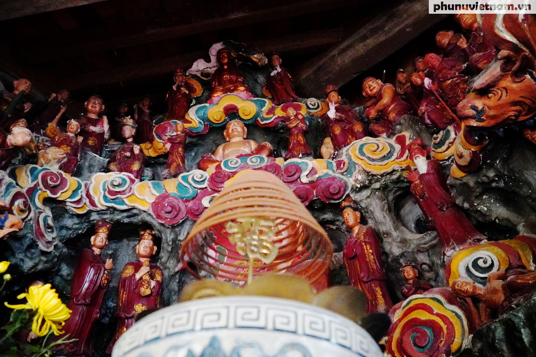 Ngỡ ngàng trước những kiệt tác bằng đất sét trên 200 tuổi về đạo Phật - Ảnh 17.