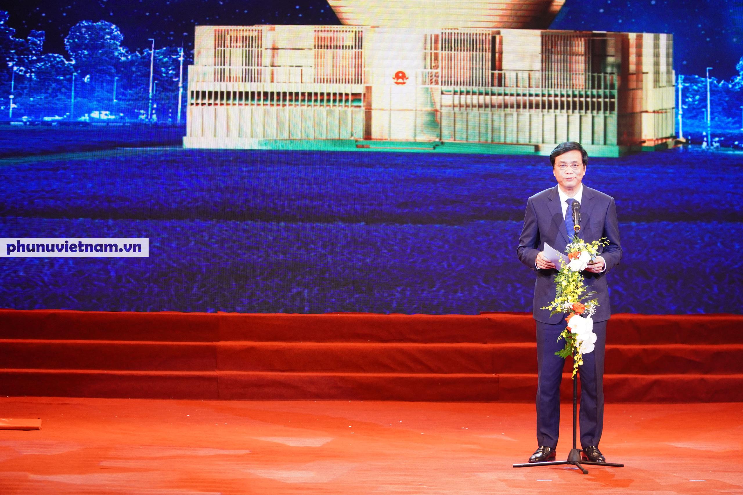 """Báo Phụ nữ Việt Nam đạt Giải C Giải Báo chí """"75 năm Quốc hội Việt Nam"""" - Ảnh 1."""