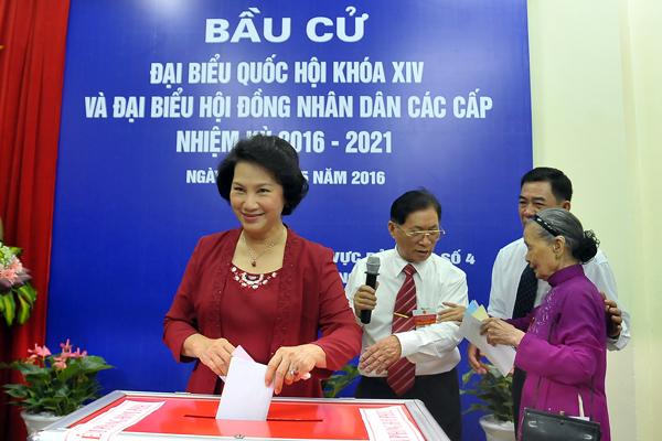Kỷ niệm 75 năm ngày tổng tuyển cử đầu tiên của Quốc hội (6/1/1946 - 6/1/1945): Dấu ấn về quyền bầu cử của phụ nữ Việt Nam - Ảnh 2.