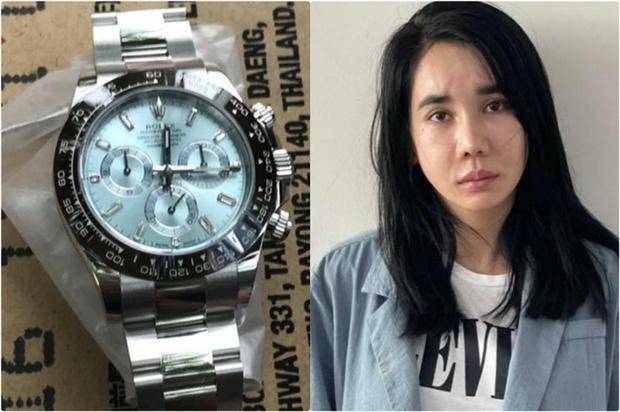 Hoa hậu Lã Kỳ Anh trộm đồng hồ Rolex 2 tỉ đồng có thể đối diện mức án nào? - Ảnh 2.