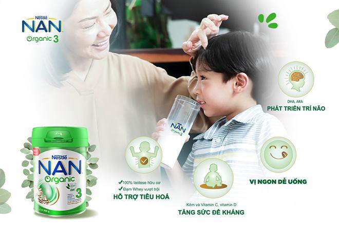 Sữa chuẩn Organic - lựa chọn sạch nhưng có phù hợp với hệ tiêu hóa của trẻ? - Ảnh 2.