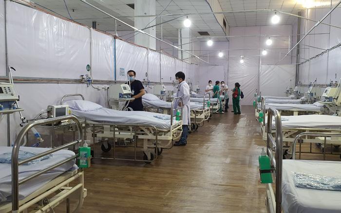 Các bệnh viện dã chiến ở TPHCM sẽ lần lượt ngừng hoạt động từ cuối tháng 10 - Ảnh 2.
