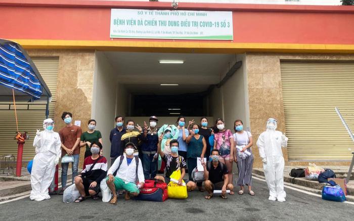 Các bệnh viện dã chiến ở TPHCM sẽ lần lượt ngừng hoạt động từ cuối tháng 10 - Ảnh 1.