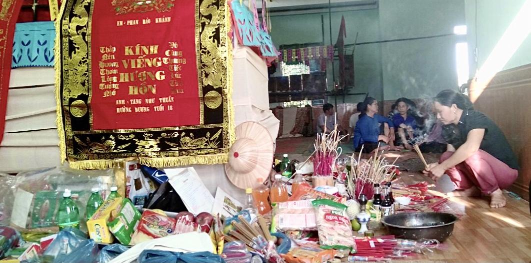 Vụ lật thuyền khiến 4 học sinh đuối nước ở Hà Giang: Nỗi đau người ở lại! - Ảnh 1.