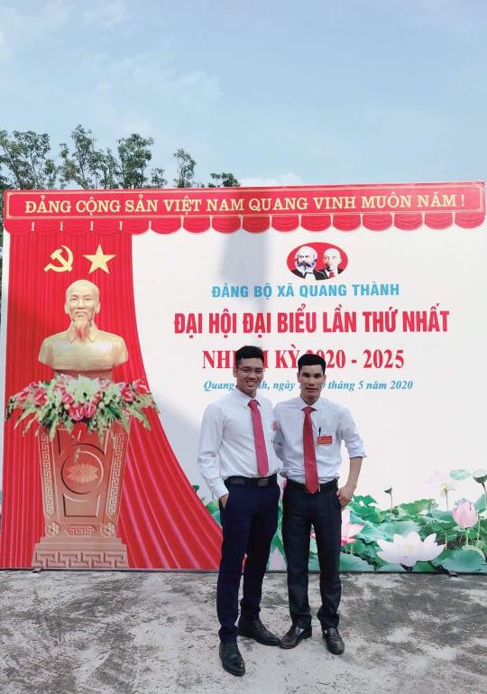 Người dân bày tỏ vui mừng khi đồng chí Tổng Bí thư Nguyễn Phú Trọng tái cử - Ảnh 2.