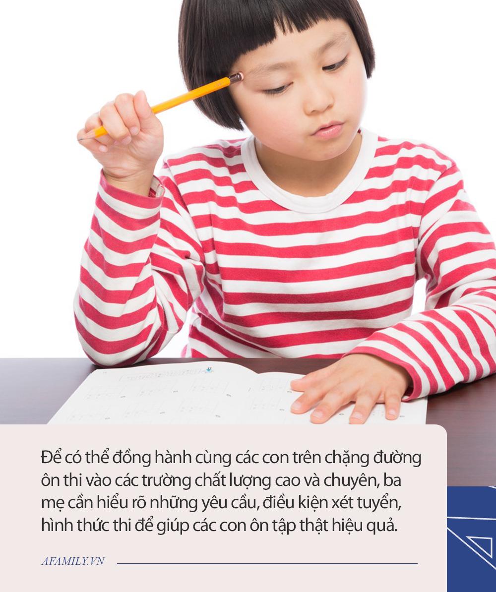 Cô giáo Hà Nội chia sẻ tất tần tật về định hướng ôn tập môn tiếng Anh cho con khi muốn thi vào lớp 6 trường THCS chất lượng cao, trường chuyên - Ảnh 2.