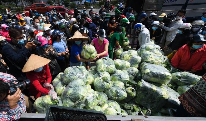 Phó Chủ tịch Hà Nội: Giải cứu nông sản Hải Dương phải đảm bảo phòng chống Covid-19 - Ảnh 1.