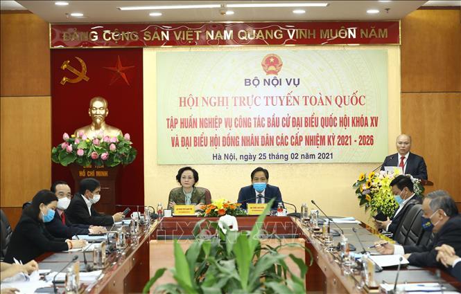 Những lưu ý về nhân sự nữ ứng cử đại biểu Hội đồng nhân dân các cấp - Ảnh 2.