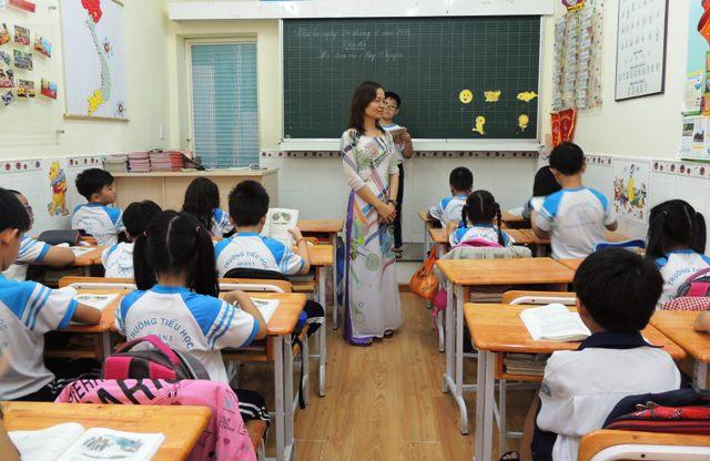 Lương giáo viên có nhiều thay đổi kể từ tháng 3/2021 (ảnh minh họa)