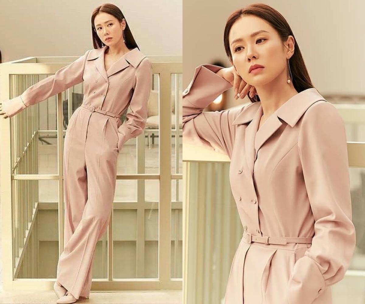 Yêu vào đổi style, Son Ye Jin lên đồ vừa yêu kiều vừa sang xịn khiến nàng công sở nào cũng muốn copy theo - Ảnh 5.