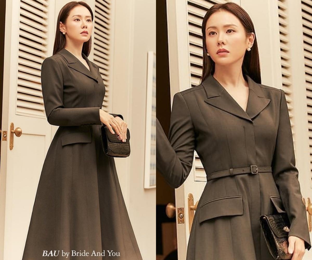 Yêu vào đổi style, Son Ye Jin lên đồ vừa yêu kiều vừa sang xịn khiến nàng công sở nào cũng muốn copy theo - Ảnh 6.