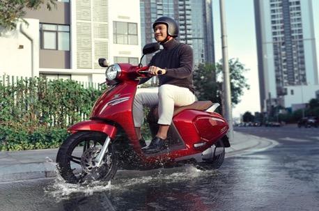 VinFast Klara S – mẫu xe máy điện chinh phục mọi góc nhìn - Ảnh 9.