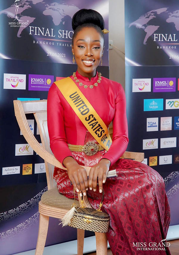 Tân Hoa hậu Hòa bình Quốc tế từng thất bại ở cả Miss Universe và Miss Earth - Ảnh 5.