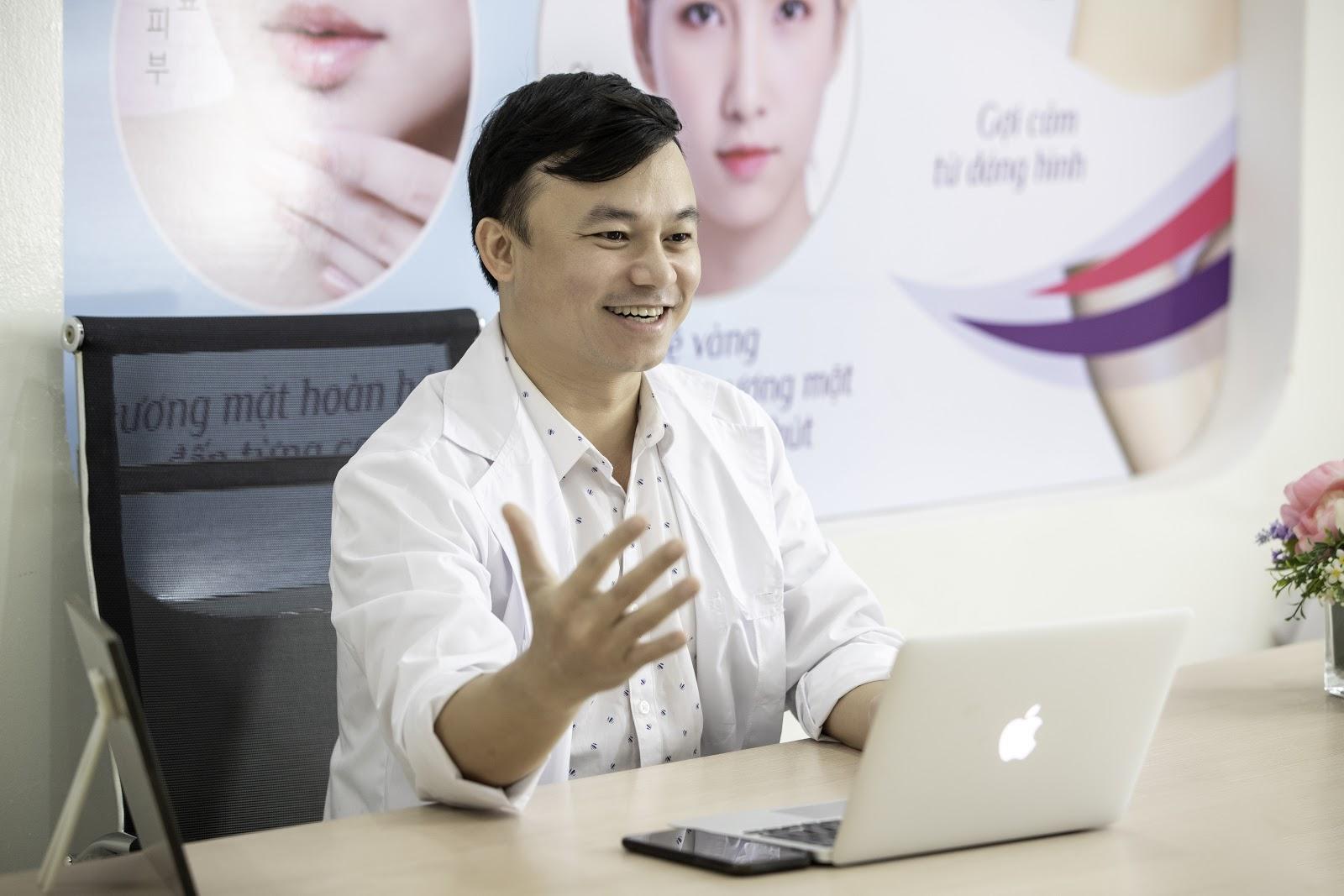 Ths. Bs Trần Thành – Bác sĩ nâng ngực nổi tiếng khắp Hà Thành - Ảnh 1.