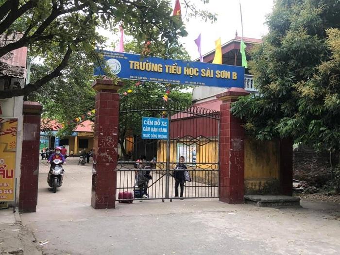 Ngày 29/3, đoàn thanh tra sẽ bắt đầu thanh tra lại toàn bộ những nội dung tố cáo của cô Tuất tại Trường Tiểu học Sài Sơn B