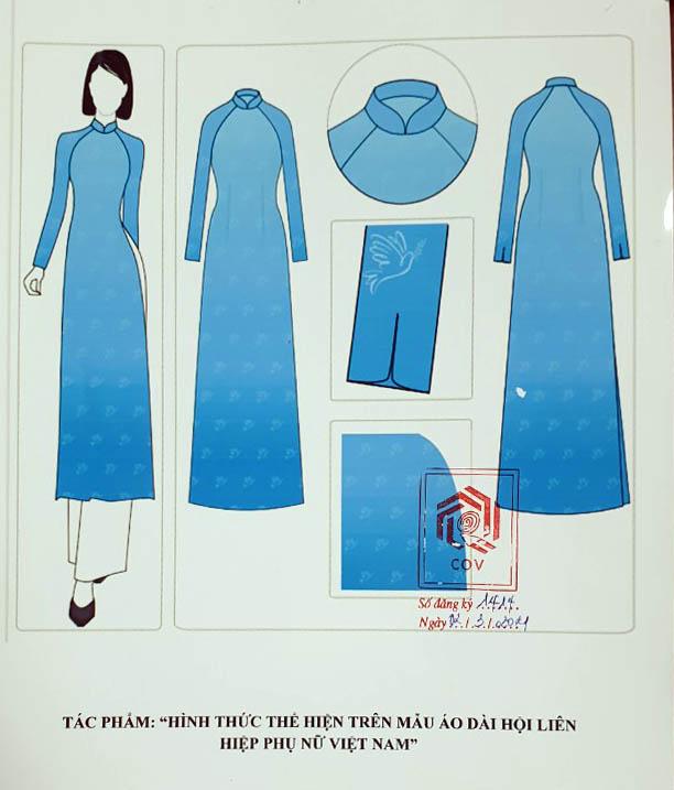 """NTK Minh Hạnh: """"Đó là sự công nhận sở hữu trí tuệ đầu tiên cho chiếc áo dài"""" - Ảnh 2."""