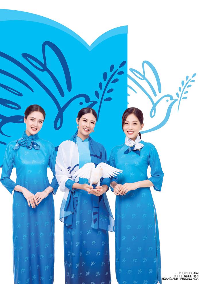 """NTK Minh Hạnh: """"Đó là sự công nhận sở hữu trí tuệ đầu tiên cho chiếc áo dài"""" - Ảnh 3."""