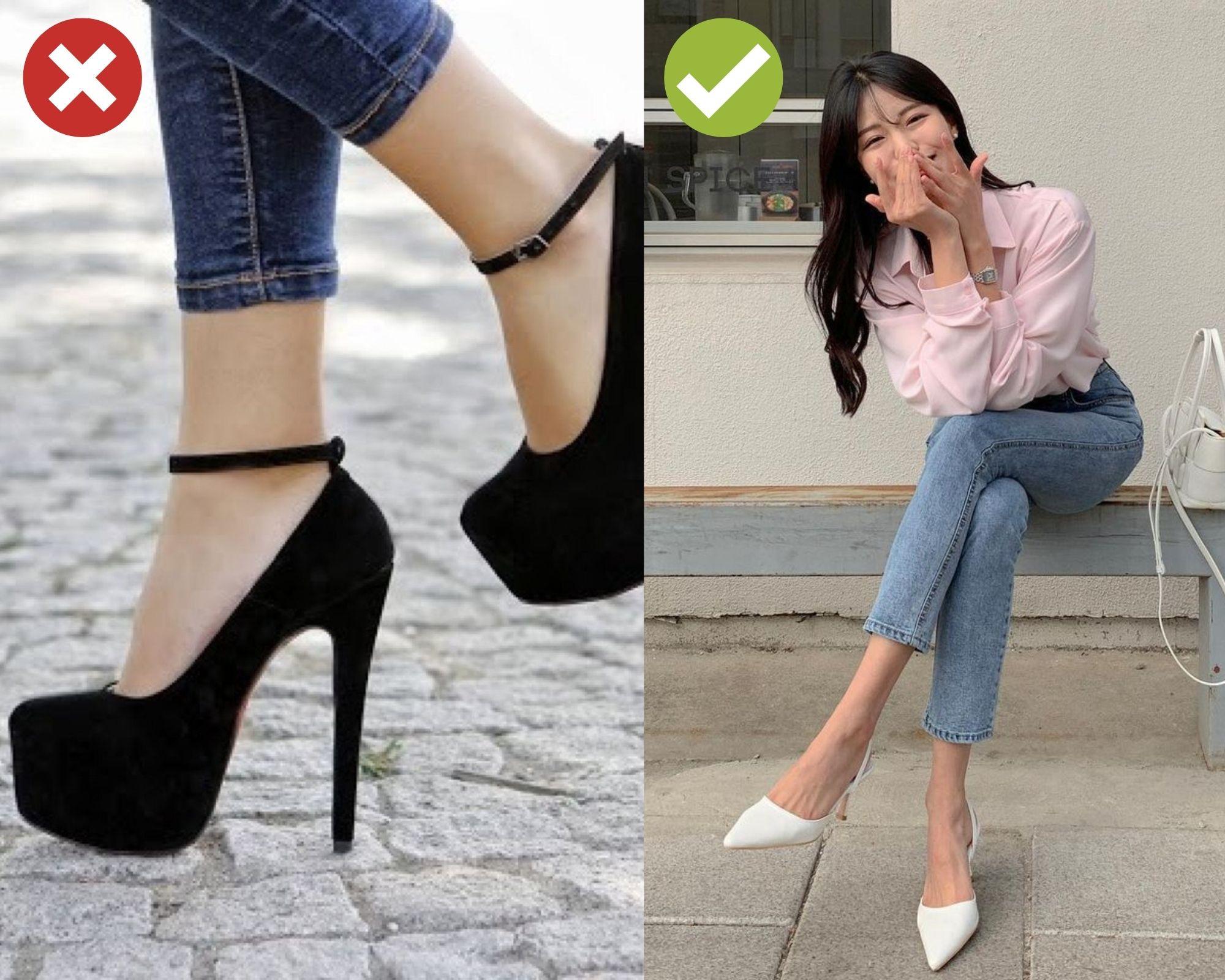 Phải loại ngay 5 mẫu giày dép kém sành điệu này thì style của chị em mới phất lên được - Ảnh 1.