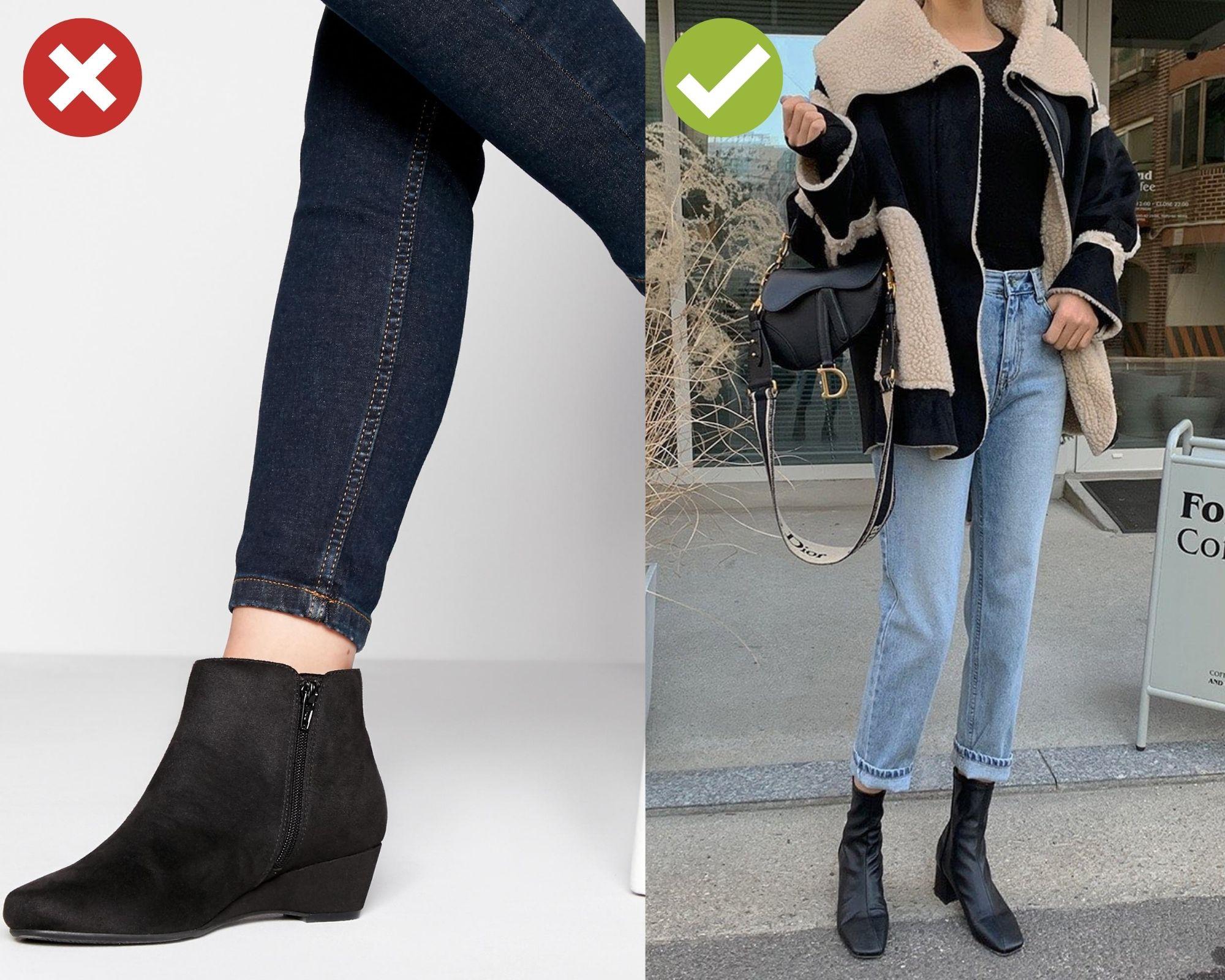 Phải loại ngay 5 mẫu giày dép kém sành điệu này thì style của chị em mới phất lên được - Ảnh 2.
