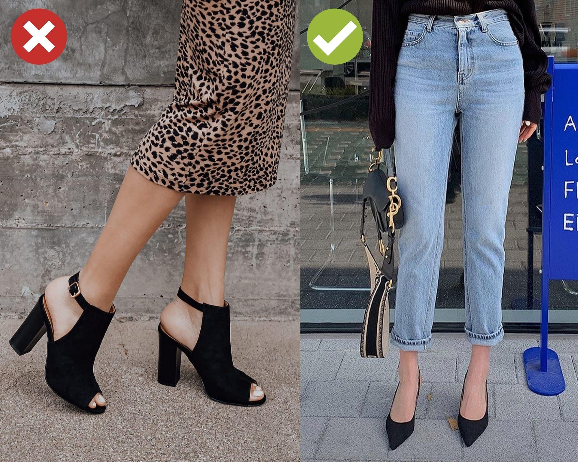Phải loại ngay 5 mẫu giày dép kém sành điệu này thì style của chị em mới phất lên được - Ảnh 3.