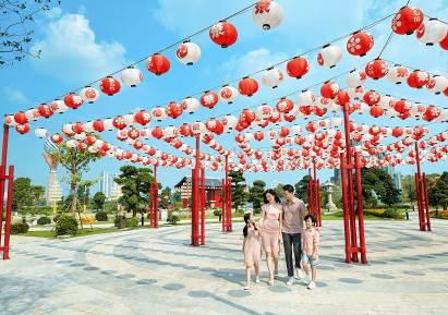 """Nâng tầm chuẩn sống Nhật từ """"kì quan"""" Zen Park tại Vinhomes Smart City - Ảnh 2."""
