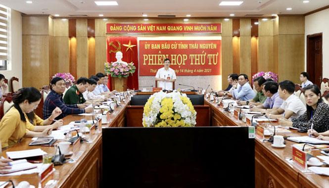 Thái Nguyên hiện đứng đầu về tỷ lệ nữ cử viên đại biểu Quốc hội trong 7 tỉnh trung du, miền núi phía Bắc - Ảnh 1.