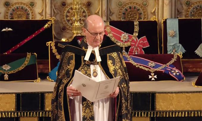 Nữ hoàng Anh lặng buồn trong tang lễ Hoàng thân Philip - Ảnh 4.