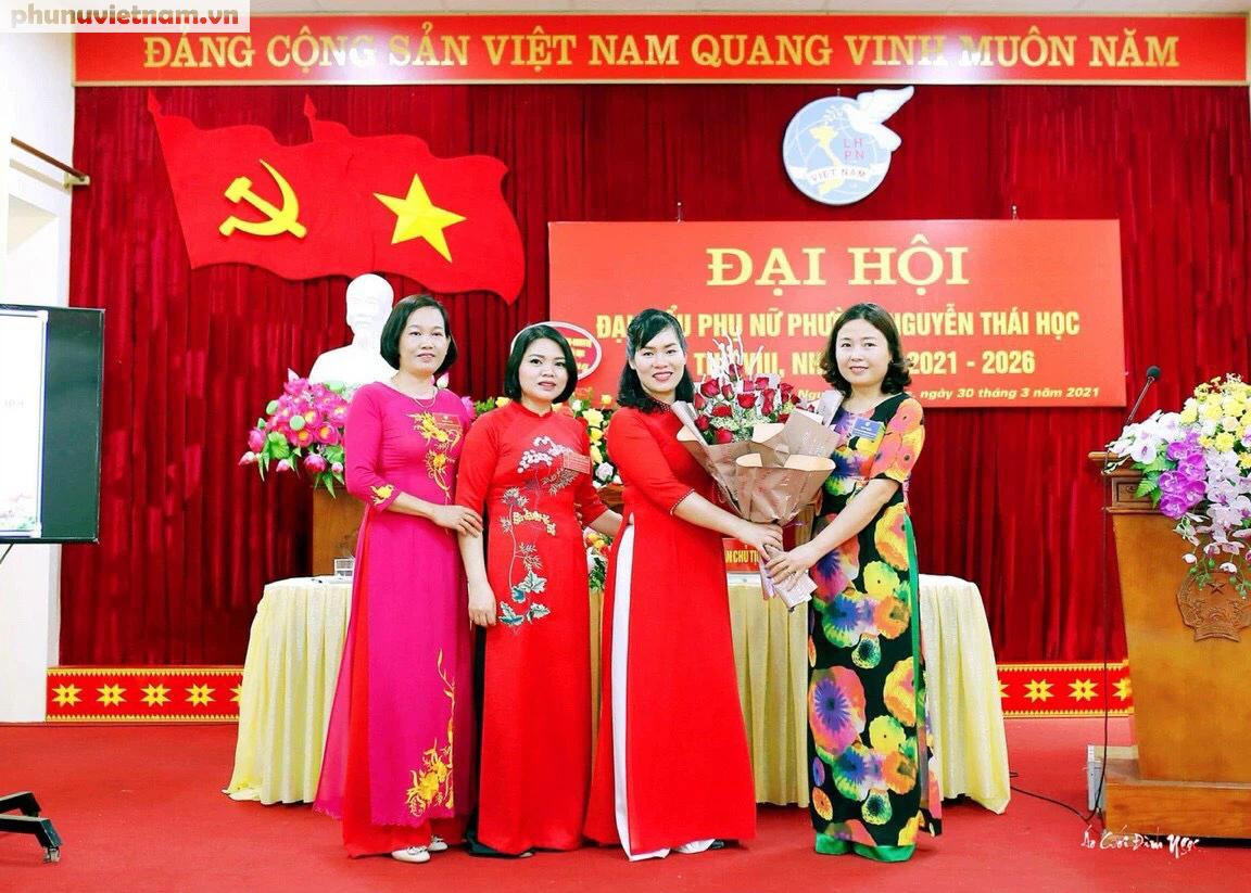 Yên Bái: 2 huyện, thành phố đã hoàn thành Đại hội phụ nữ cơ sở nhiệm kỳ 2021 - 2026 - Ảnh 1.