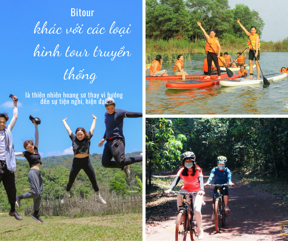 Đem lối sống hiện đại - yêu thiên nhiên vào du lịch sống xanh - Ảnh 3.